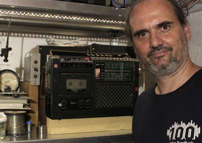"""Foto-Aktion """"Ich und mein Radio"""": R4100 - Seit 40 Jahren treuer Begleiter"""