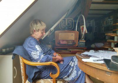 """Foto-Aktion """"Ich und mein Radio"""": Meine Oma hört meine Radiosendung auf Kurzwelle"""
