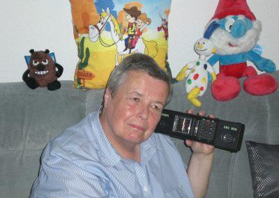 """Foto-Aktion """"Ich und mein Radio"""": Radio hören mit der Boombox (im Miniformat)"""