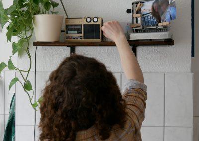 """Foto-Aktion """"Ich und mein Radio"""": Klang der Küche"""