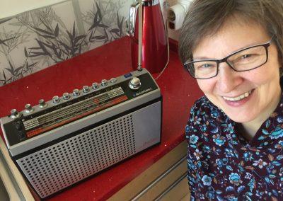 """Foto-Aktion """"Ich und mein Radio"""": Mein Blaupunkt"""