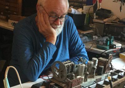 """Foto-Aktion """"Ich und mein Radio"""": Bastlers Leid"""