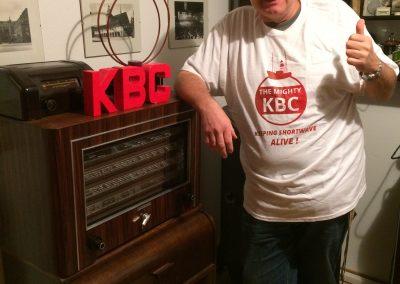 """Foto-Aktion """"Ich und mein Radio"""": Mein Vater- ein echter """"The mighty KBC""""- Fan!"""