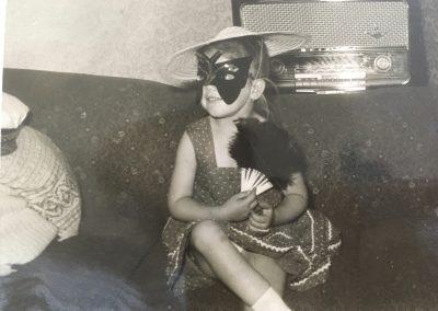 """Foto-Aktion """"Ich und mein Radio"""": Mein ganz persönlicher Maskenball"""