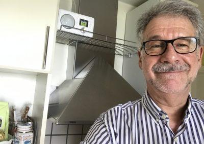 """Foto-Aktion """"Ich und mein Radio"""": Mein digitales Radio, von morgens bis abends"""