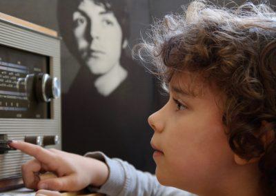 """Foto-Aktion """"Ich und mein Radio"""": Me and Paul"""