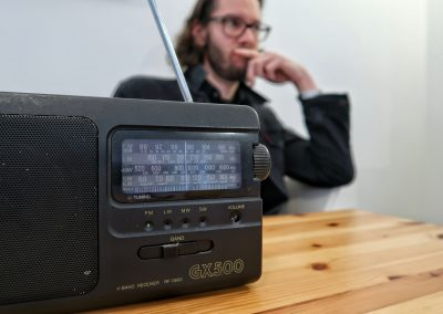 """Foto-Aktion """"Ich und mein Radio"""": Nachrichten"""