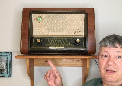 """Foto-Aktion """"Ich und mein Radio"""":"""